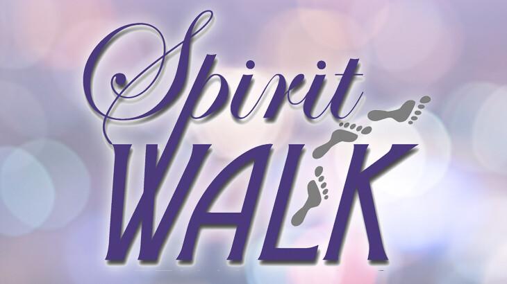 SpiritWalk Registration