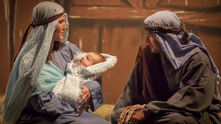 Live Nativity & Blessing of the Animals