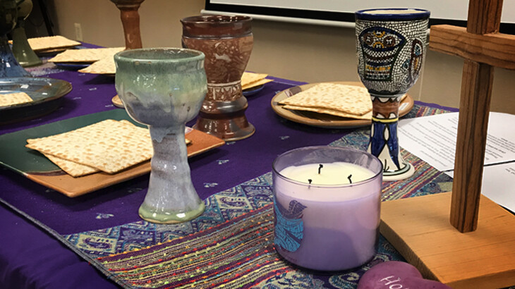Interactive Maundy Thursday Service for Families and Children
