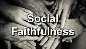 Social Faithfulness