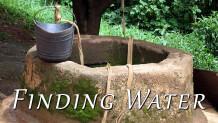 Finding Water (Sat & Sun)