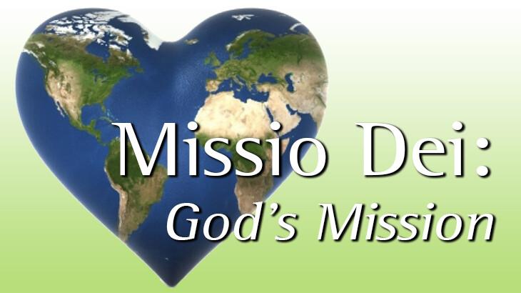 Missio Dei: God's Mission