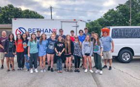 Students on a Mission from God