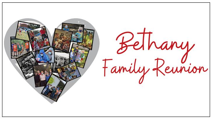 Bethany Family Reunion!
